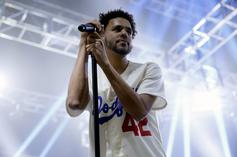 "New J. Cole: Listen To A Snippet From ""Revenge Of The Dreamers III"""