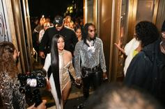 """Cardi B On Marriage With Offset: Plans For """"More Kids,"""" DM Slides & Fame"""