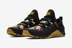 """Nike Launches """"Antonio Brown"""" Tech Trainer: Official Images"""