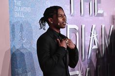 A$AP Rocky Responds To Male Fan Lusting Over Him