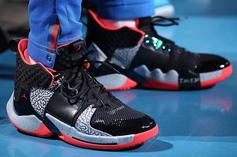 """Jordan Why Not Zer0.2 """"Black Cement"""" Colorway Revealed"""
