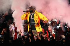 """Meek Mill Brings Out Rick Ross, Tory Lanez & More For Miami's """"Motivation"""" Tour Stop"""