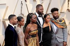 """""""Black Panther"""" Is Marvel's First Oscar-Winning Film"""