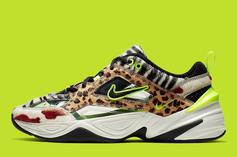 """Nike M2K Tekno """"Animal Pack"""" Reportedly Limited To 5,000 Pairs"""