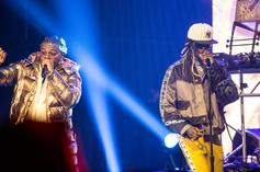 """Gunna Brings Out Young Thug In First """"Drip Or Drown 2"""" Live Show"""