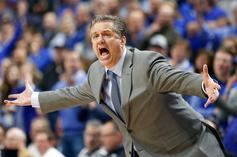 Kentucky's John Calipari Shoots Down Rumors, Says He'll Retire At Kentucky