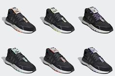 """Adidas Nite Jogger """"Jet Set"""" Pack Official Images And Release Info"""