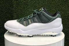 """Nike To Release Augusta-Inspired """"Masters"""" Golf Cleats"""