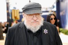 """George R.R. Martin Reflects On """"Game Of Thrones"""" Final Season"""