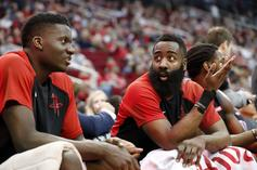 James Harden Says The Rockets Are Peaking At The Right Time