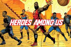 """Marvel x Adidas Basketball """"Heroes Among Us"""" Pack Drops Today: Purchase Links"""