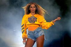 Beyonce Poses In New Adidas Gear, Teases Ivy Park Collection