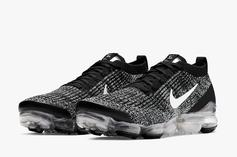 """Nike Vapormax Flyknit 3.0 """"Oreo"""" Drops Next Week: Official Images"""