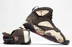 Patta Air Jordan 7 Collab Releasing In June: New Images