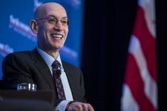 "Adam Silver Hopes To Eliminate ""Adam Silver Suggests That ""One-And-Done"" Rule Could Be Gone By 2022 NBA Draft-And-Done"" Rule By 2022 NBA Draft"