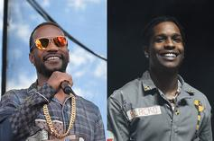 """Juicy J Teases Release Of A$AP Rocky's Album: """"Cooked Up A Masterpiece"""""""