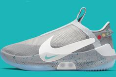 Nike Adapt BB Pays Homage To The Mag With New Colorway: Photos