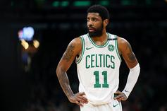 """Cavs Owner Thinks Kyrie Will Leave Boston, Says Cavs """"Killed It"""" In Celtics Trade"""