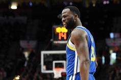 """Draymond Green Not Worried About Drake If Raptors Advance: """"Drake Can't Shoot"""""""