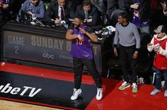 """Drake's """"Dell Curry Jersey"""" Involved A Vintage Seller Trekking 10 Hours By Car"""