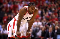 Kawhi Leonard Reportedly Buys Property In Toronto, Wants To Re-Sign