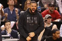 Channel Your Inner Drake With These Toronto Raptors Graphic Tees