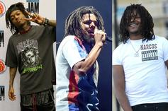J. Cole, J.I.D., EarthGang, Bas, & Young Nudy Are Dropping A Banger Tonight
