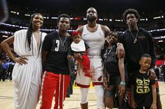 Dwyane Wade Comments On Supporting His Son At Miami Pride Parade