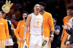 Celtics' Draft Pick Grant Williams Shoots Down Kyrie Irving's Flat Earth Theory