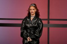 """Rihanna Lends Support To Sudan Protests: """"They Have A Right To Demand Justice"""""""