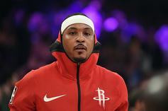 Carmelo Anthony Explains Fallout With Houston Rockets: Watch