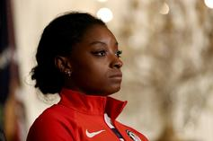 Simone Biles' Brother Charged In Triple Homicide: Report