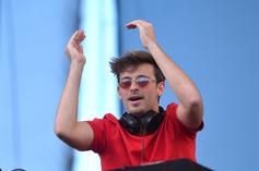 DJ Flume Performs Oral Sex On Stage At Burning Man; Fans React