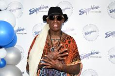 Dennis Rodman Thinks He'd Have Billions Had Social Media Existed Earlier