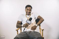 NBA YoungBoy & His Girlfriend Show Off New Addition To Their Family
