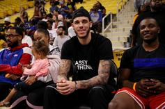 """Lonzo Ball Reacts To Lakers Trading Him On """"Ball In The Family:"""" Watch"""