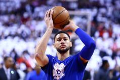 "Ben Simmons Says He ""Lost That Enjoyment"" Of Playing Basketball Last Season"
