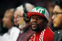 Floyd Mayweather To Battle Baby Mama In Court Over Domestic Abuse Allegations