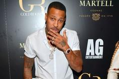 Trouble Shoots His Shot With Angela Simmons