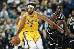 JaVale McGee Flawlessly Fakes A Leg Injury Prior To Dunking: Watch