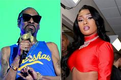 Snoop Dogg's Dog Unsuccessfully Shoots His Shot At Megan Thee Stallion's Dog