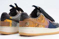 Offset Unboxes Travis Scott's New Nike Air Force 1 Collab: Watch