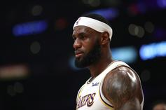 """LeBron James Teases Star-Studded Lineup For Next Episode Of """"The Shop"""""""
