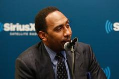 Stephen A. Smith Reveals His Top 5 Teams In The NBA, Twitter Reacts