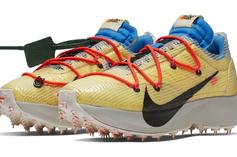 """Off-White x Nike Vapor Street """"Athlete In Progres"""" Collection Revealed: Release Info"""