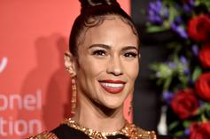 """Paula Patton Recounts Singing On Usher's """"Confessions"""" Album Thanks To Robin Thicke"""