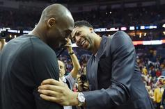 Anthony Davis Comments On The Joys Of Playing In Front Of Kobe Bryant