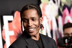 A$AP Rocky's Possible Swedish Prison Performance Has Been Ruled Out By Officials