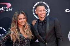 Ayesha Curry Pens Cute Tribute To Steph Curry Amidst Hand Injury