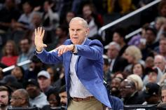 """Cavs Coach John Beilein Apologizes After Saying """"Thugs"""" To His Players"""